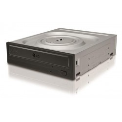 LG DVD+/-RW/ -RAM GH24NSD1 24x, SATA, čierna GH24NSD1AUAA10B