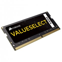 Corsair ValueSelect 4GB 2133MHz DDR4 SODIMM C15 1.2 V CMSO4GX4M1A2133C15