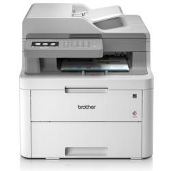 Brother DCP-L3550CDW, A4,18 str/18 str.,ADF,LED tiskárna,kopírka,skener,síť,WiFi,duplex DCPL3550CDWYJ1