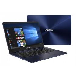 """ASUS Zenbook UX433FN-A5058T Intel i7-8565U 14"""" FHD matny NV-MX150/2GB 16GB 512 SSD WL BT Cam W10 strieborný"""