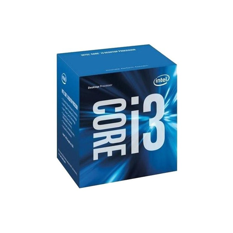 INTEL i3-6098P (3M Cache, 3.60 GHz) BOX BX80662I36098P
