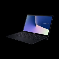 "ASUS Zenbook S UX391FA-AH001R Intel i7-8565U 13.3"" FHD matny UMA 16GB 512GB SSD WL BT Cam W10PRO modrý"