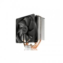 SilentiumPC chladič CPU Fera 3 HE1224/ ultratichý/ 120mm fan/ 4 heatpipes/ PWM/ pro Intel, AMD SPC144