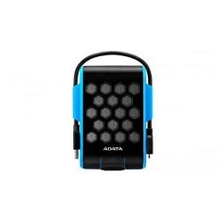 "A-DATA DashDrive Durable HD720 2,5"" externý HDD 2TB USB 30 modrý, vode a nárazom odolný AHD720-2TU3-CBL"