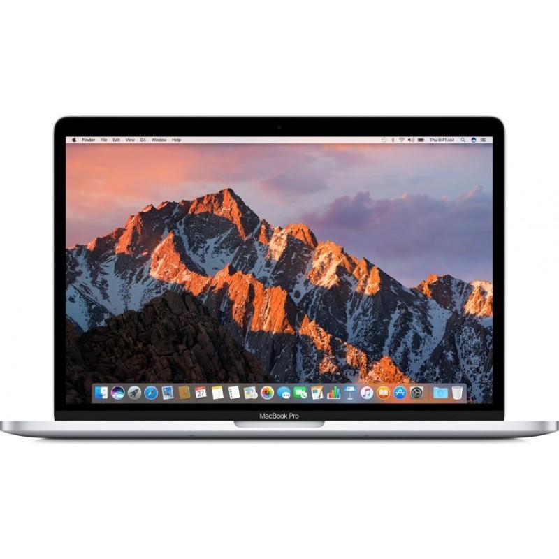 MacBook Pro 13' Intel Core i5 2.3GHz/16GB/256GB SSD/Iris Plus 640-Silver EN/INT MPXR2ZE/A/R1/D1
