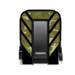 """A-DATA DashDrive Durable HD710M 2,5"""" externý HDD 1TB USB 30 maskovací-vojenský, vode a nárazom odolný AHD710M-1TU3-CCF"""
