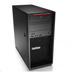 Lenovo TS P320 TWR i7-7700 4.2GHz NVIDIA P4000/8GB 16GB 256GB DVD W10Pro cierny 3y OS 30BH000HXS