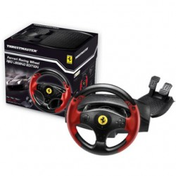 THRUSTMASTER Volant a pedále Ferrari RED VOLTH0084
