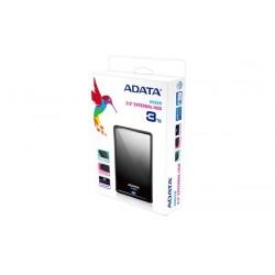 """A-DATA DashDrive HV620 2,5"""" externý HDD 3TB USB 30 čierny AHV620-3TU3-CBK"""