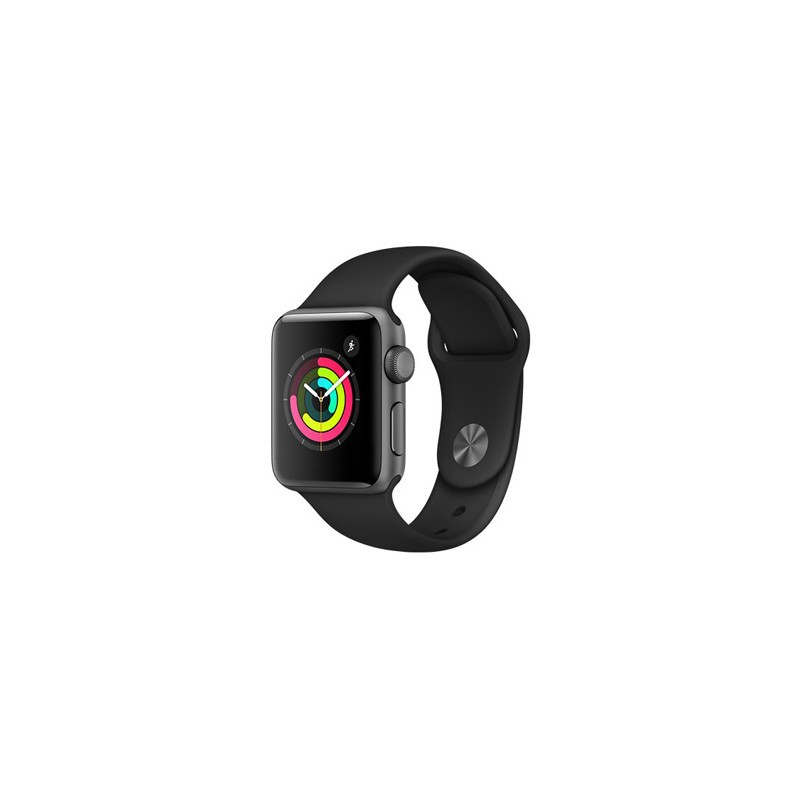 APPLE Watch SERIES 3 GPS Sg ALU Case Sport BL 38mm MTF02CN/A