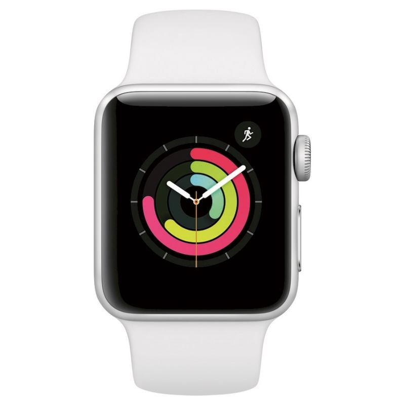 APPLE Watch SERIES 3 GPS Si ALU Case Sport WH 38mm MTEY2CN/A