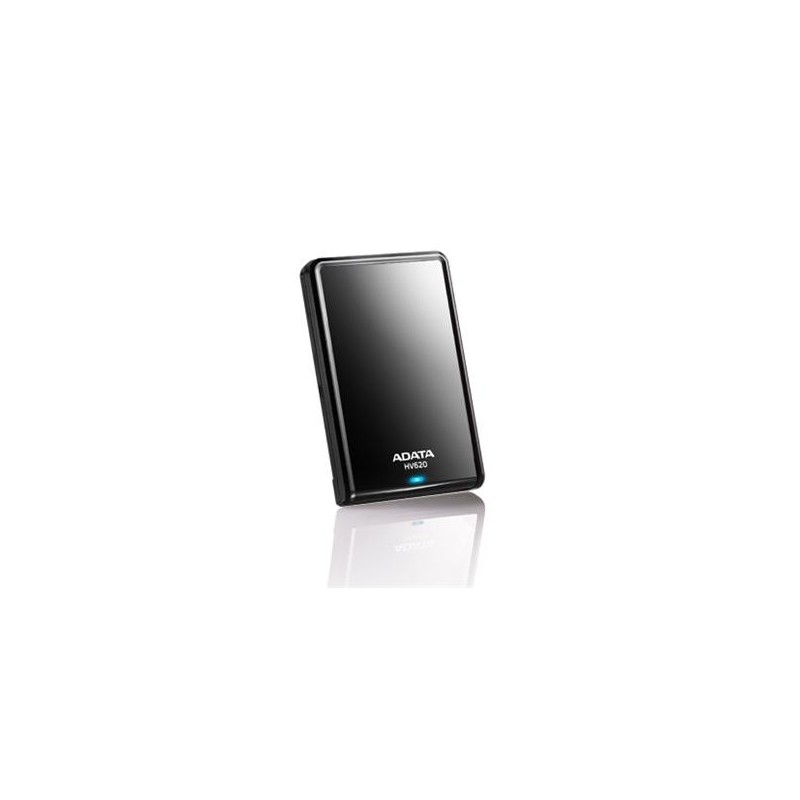 "A-DATA DashDrive Value HV620 2,5"" externý HDD 2TB USB 30 čierny AHV620-2TU3-CBK"