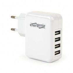GEMBIRD Univerzálna USB nabíjačka EG-U4AC-02