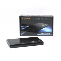 "SBOX 2,5"" HDD Case HDC-2562 / USB-3.0 Black HDC-2562B"