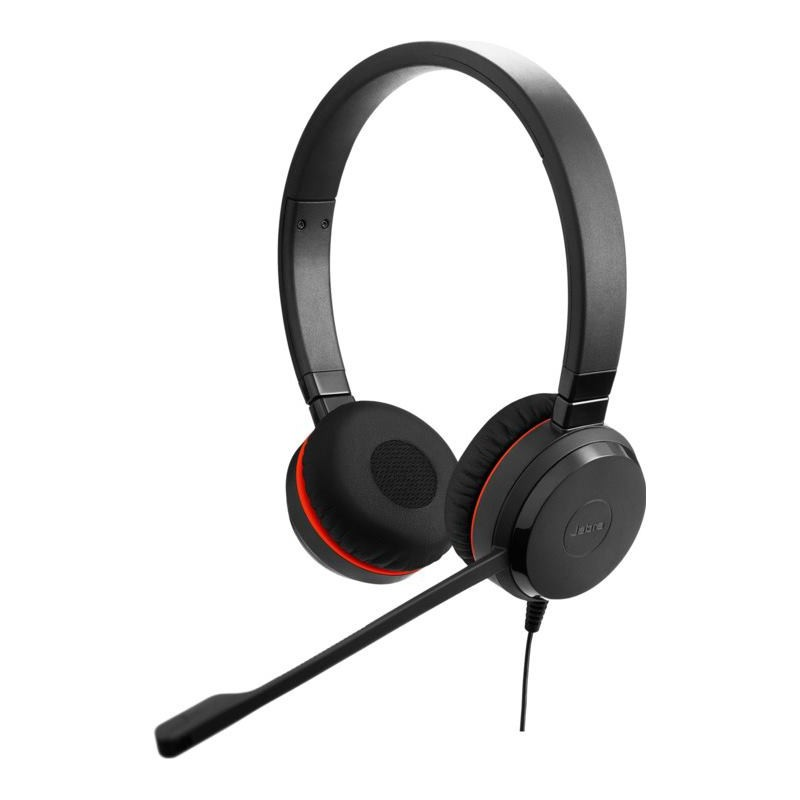 JABRA Evolve 30 II Duo, USB/ jack, MS (Skype) 5399-823-309