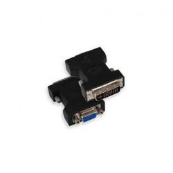 SBOX Redukcia DVI (24+5) samec/VGA samica AD.DVI-VGA
