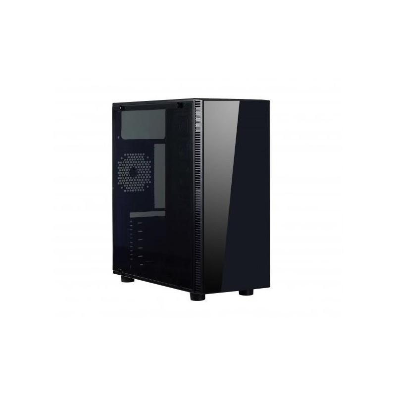 X2 Case VISION 7015, USB 3.0 black X2-OR7015B/W-U3