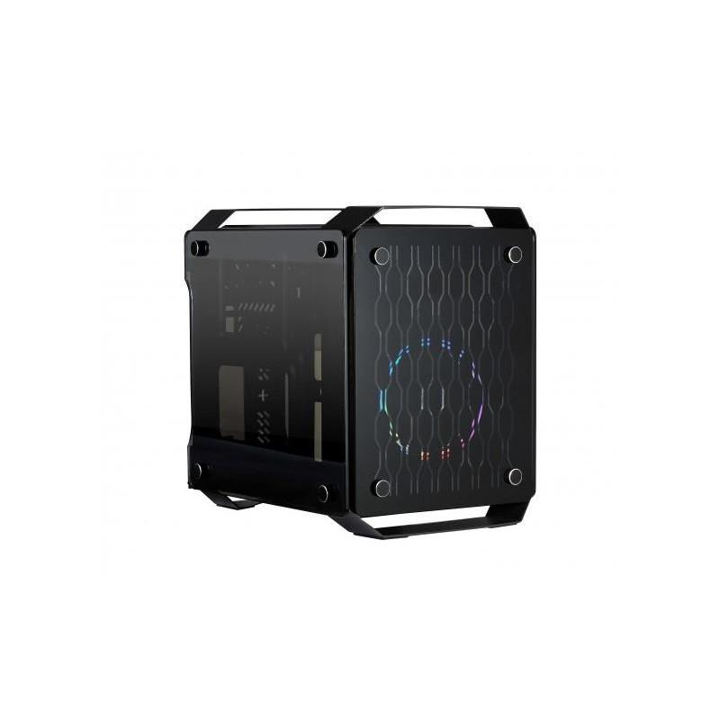 X2 Case SPARTAN 7016, Micro ATX, USB 3.0 black X2-TL716G-2W-U3