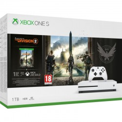 XBOX ONE S 1TB + Tom Clancy Division 2 234-00881