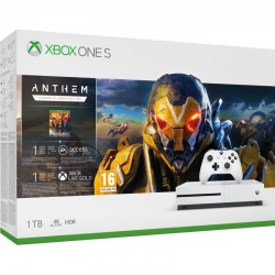 XBOX ONE S 1TB + Anthem: Legion of Dawn Edition 234-00947