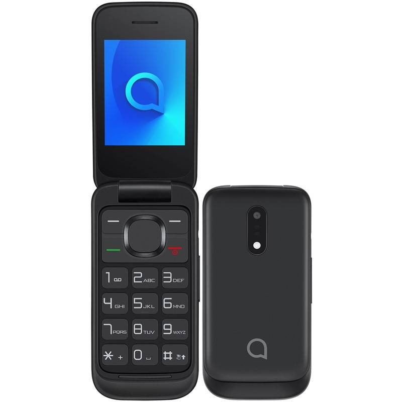 ALCATEL ONETOUCH 2053D Volcano Black 2053D-2AALE51