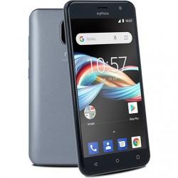 MYPHONE FUN 6 Lite Dual Sim šedý TELMYAFUN6LGR