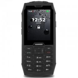 MYPHONE HAMMER 4 Dual Sim black TELMYHHA4BK
