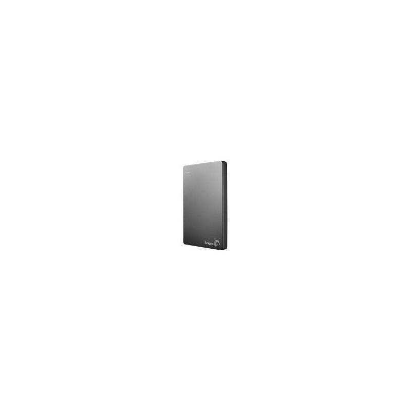 "Seagate Backup Plus Slim Portable 2TB 2,5"" externý HDD USB 30 strieborný STDR2000201"