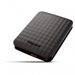 "Maxtor 500GB 2,5"" M3 Portable External HDD SuperSpeed USB 30 čierny STSHX-M500TCBM"