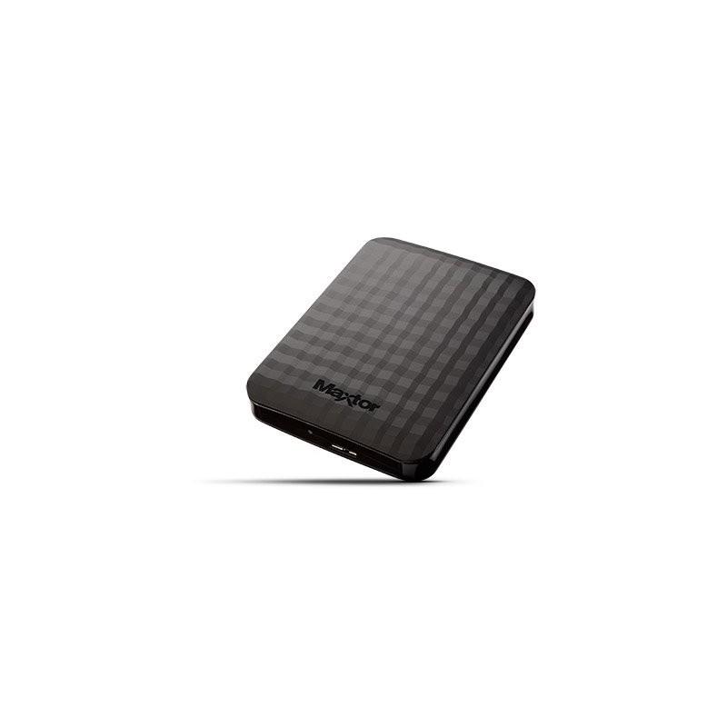 "Maxtor 500GB 2,5"" M3 Portable External HDD SuperSpeed USB 30 čierny STSHX-M500TCBM"