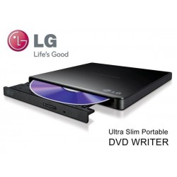 LG DVD+/-RW GP57EB40 DL externá USB 20, BOX cierna GP57EB40AUAE10B
