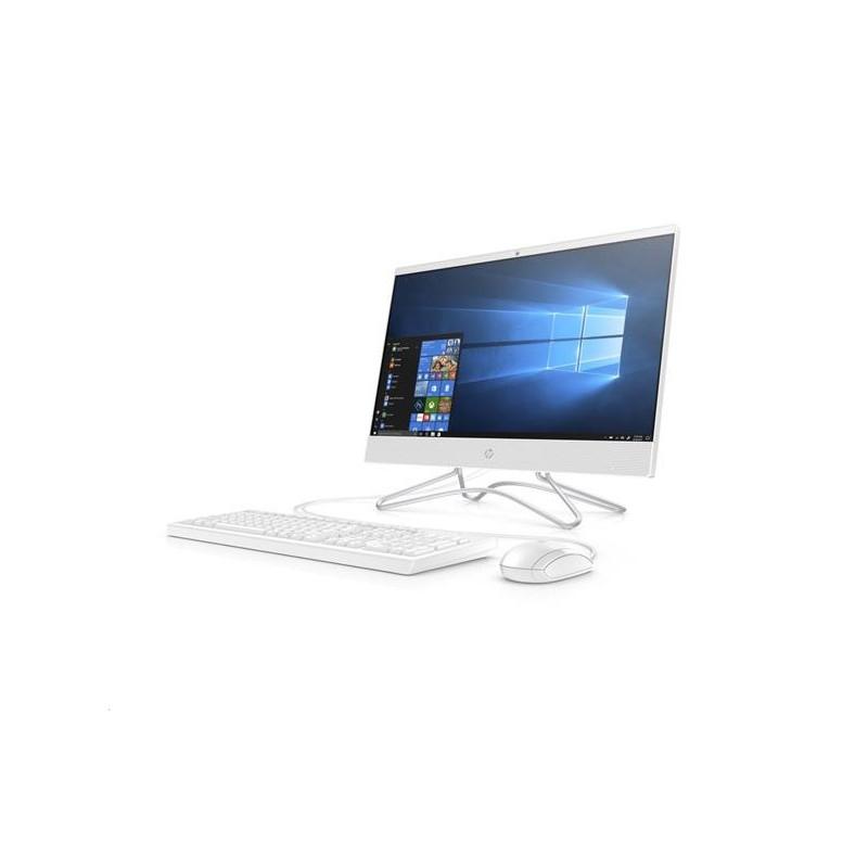 HP 200 G3 All-in-One PC, i3-8130U, 21.5 FHD/IPS, 4GB, SSD 128GB, DVDRW, FDOS, 1Y, WiFi 3VA46EA#BCM