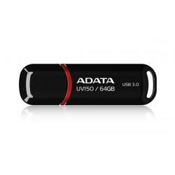 USB kľúč 64 GB ADATA DashDrive Classic UV150 USB 3.0, čierny AUV150-64G-RBK