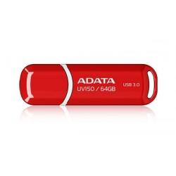 USB kľúč 64 GB ADATA DashDrive Classic UV150 USB 3.0, červena AUV150-64G-RRD