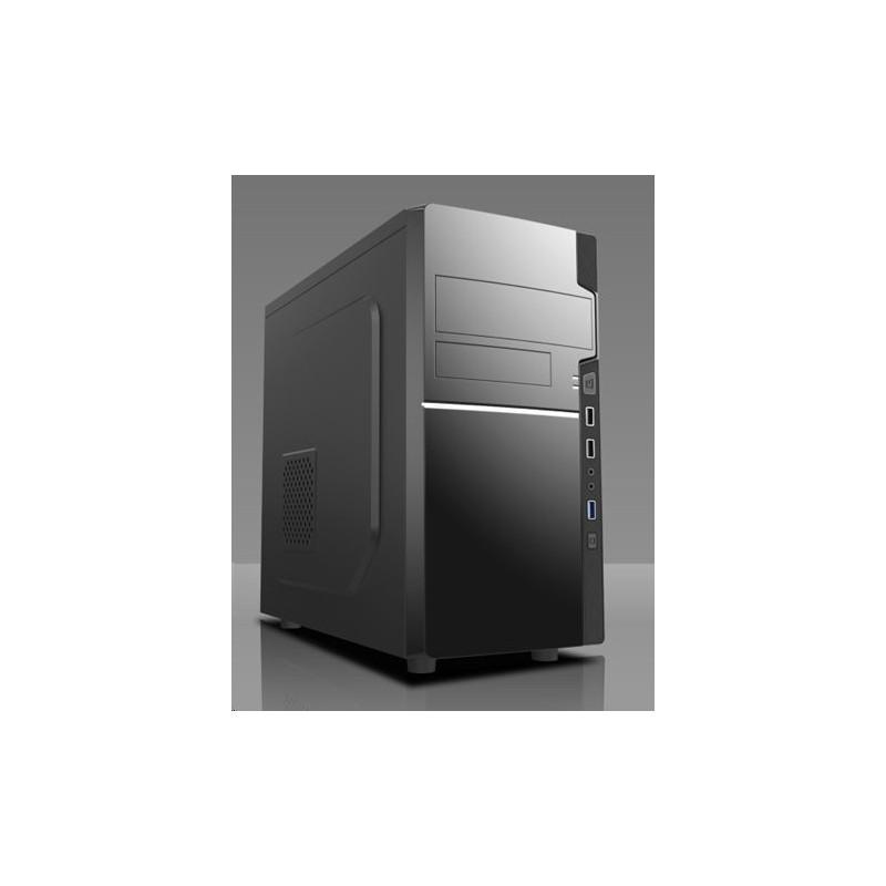 Prestigio Office Pro i3-8100 (3,6G) HD630 4GB 1TB DVDRW VGA DVI HDMI MYS+KLV W10 64bit PSOI3810D4S1TW10