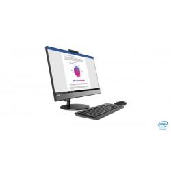 """Lenovo V530-24 AIO i3-8100T 3.1GHz 23.8"""" FHD matny UMA 4GB 256GB SSD DVD W10Pro cierny 1yOS 10UW0050XS"""
