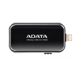 64 GB USB klúč ADATA i-Memory Flash Drive UE710, Čierny USB 3.0 AUE710-64G-CBK