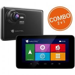 NAVITEL GPS Navigácia s kamerou RE900