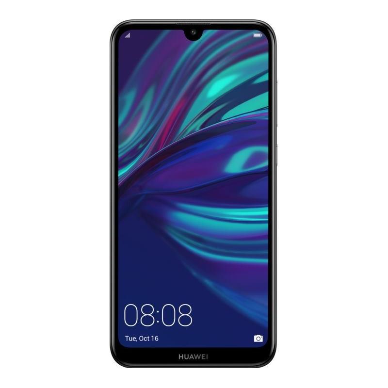 HUAWEI Y7 2019 DUAL Sim 3GB/32GB black SP-Y719DSBOM