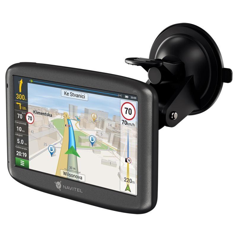 NAVITEL GPS Navigácia E505 Magnetic