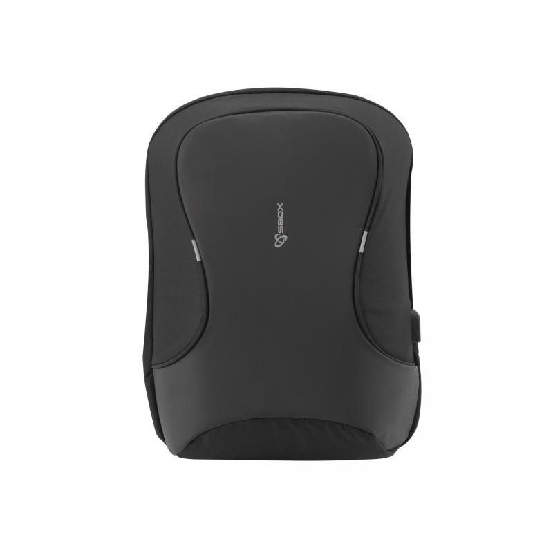 "SBOX Ruksak pre notebook 15,6"" FLORIDA USB NSE-3721"