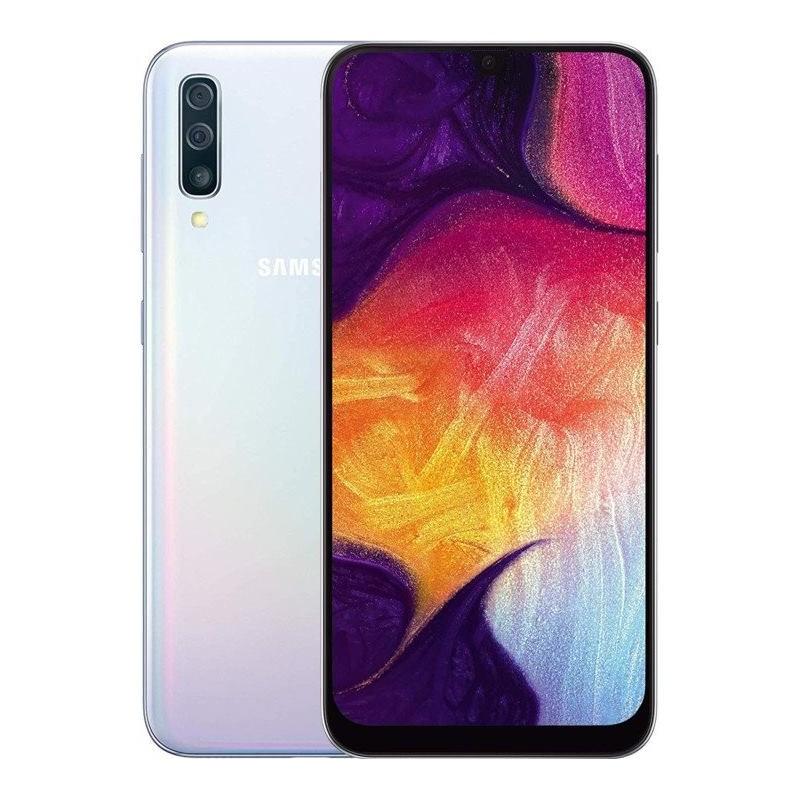 SAMSUNG Galaxy A50 Dual SIM 4GB/128GB whi SM-A505FZWSORX