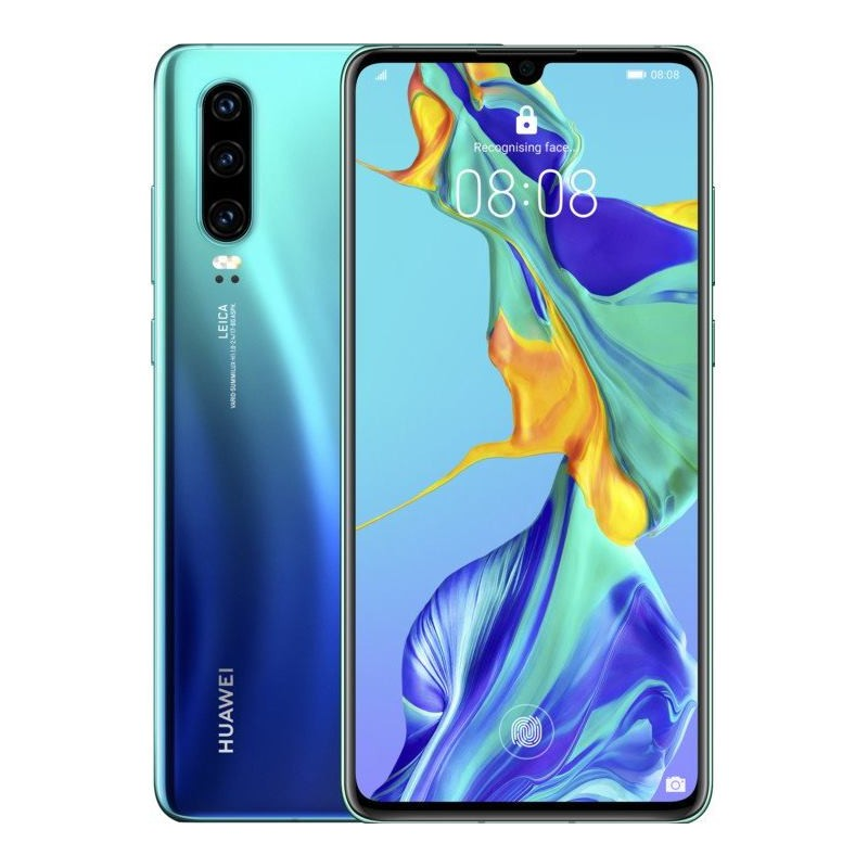 HUAWEI P30, 6GB/128GB, Aurora SP-P30DSLOM