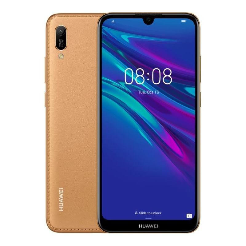 HUAWEI Y6 2019 DUAL Sim 2GB/32GB brown leather SP-Y619DSAOM