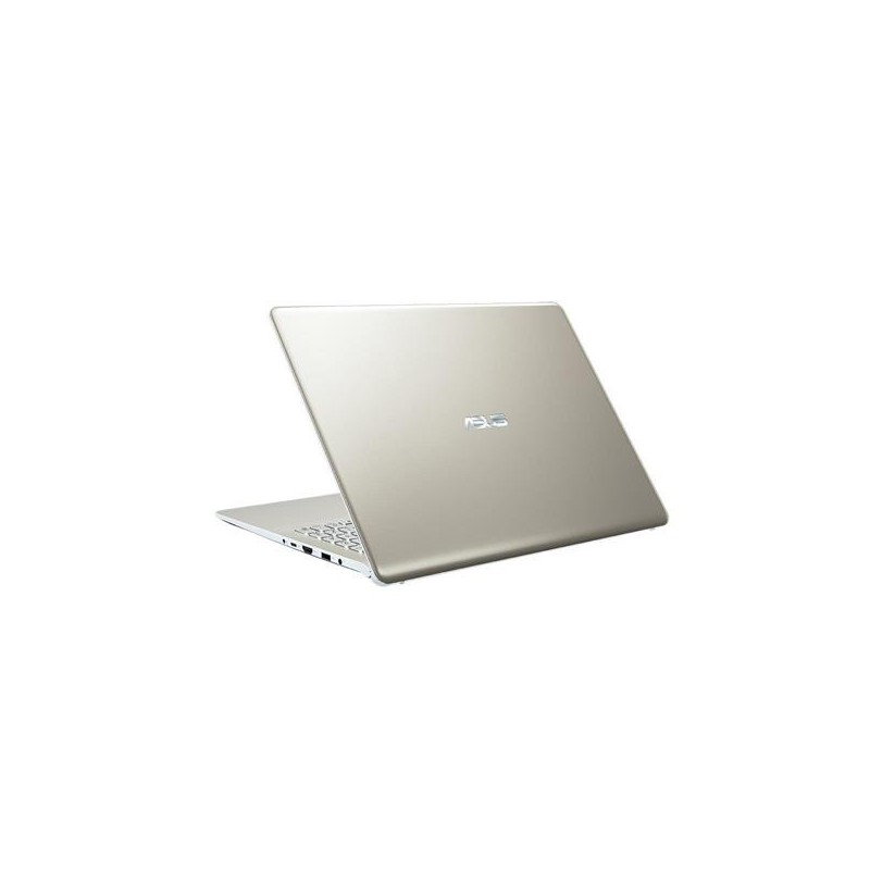 """ASUS VivoBook S530FN-BQ075T Intel i5-8265U 15.6"""" FHD matny MX150-2GB 8GB 256GB SSD WL Cam FPR Win10 CS zlatý"""