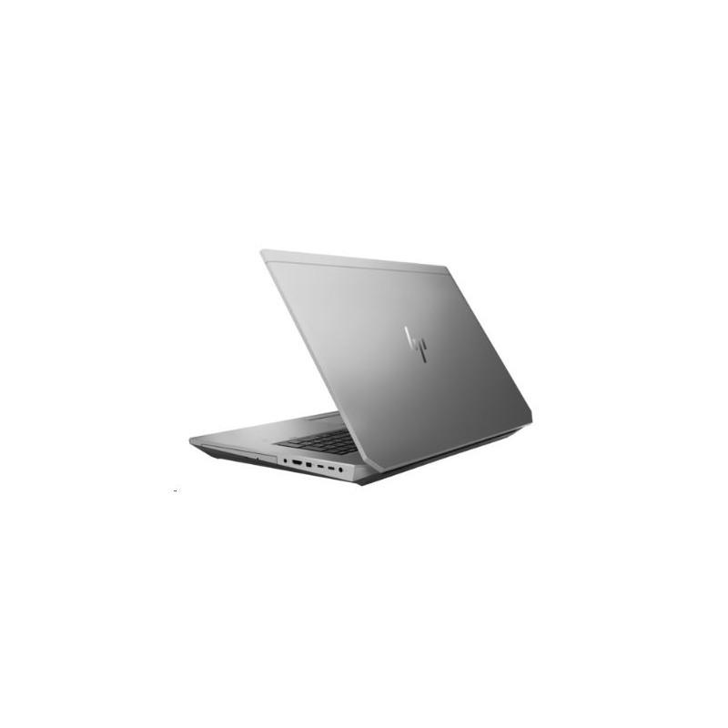 HP Zbook 17 G5, i7-8750H, 17.3 FHD/IPS, P2000/4GB, 16GB, SSD 256GB+1TB, W10Pro, 3Y 4QH26EA#BCM