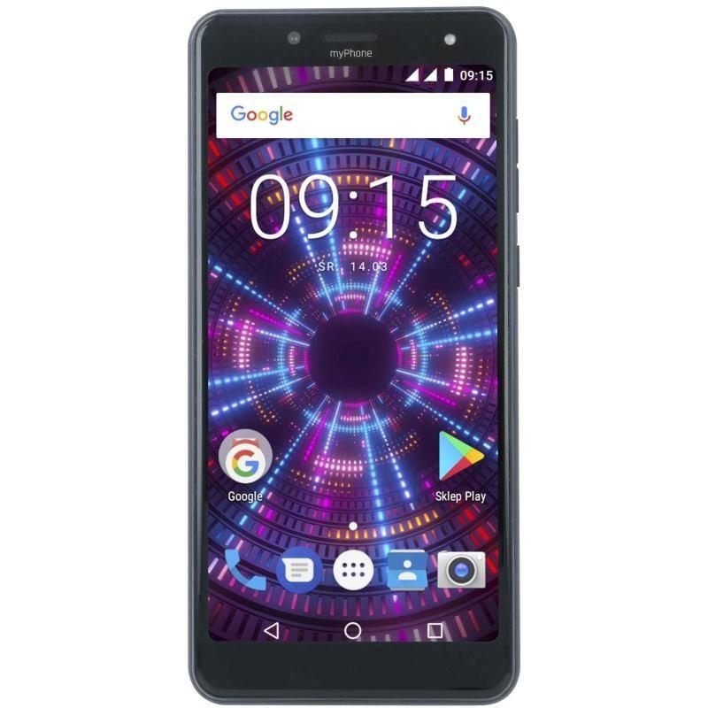 MYPHONE FUN 18x9 Dual Sim čierny TELMYAFUN189BK