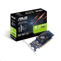 ASUS GT1030-2G-BRK, 2GB/64-bit GDDR5, HDMI, DP, LP 90YV0AT2-M0NA00