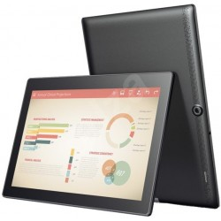 "Lenovo TAB 3 BUSINESS MTK-QC 1,3GHz/2GB/32GB/10,1"" IPS/FHD/GorillaGlass/LTE/IP52/NFC/Android 6.0 AFW černá ZA0Y0008CZ"