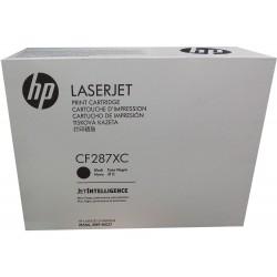 TONER HP CF287XC HP87X čierny, 18000str., kontraktový